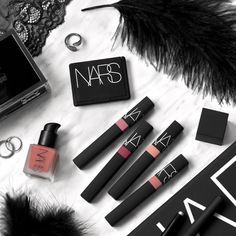 NARS Spring 2018 Color Collection - Review and Swatches