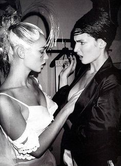 Gettin' touchy_kate moss