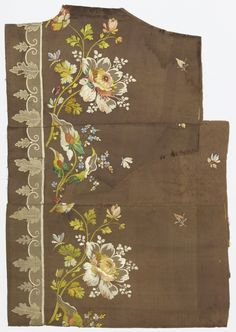 Textile, early 19th century