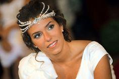 Vintage & Chic {love notes}: para novias poco convencionales: {Los tocados y coronas de SumaCruz}