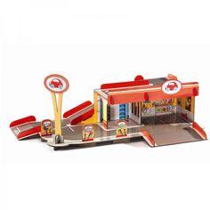 Djeco Pop to Play Parkhaus Garage für Spielzeugautos aus Karton - Bonuspunkte sammeln, auf Rechnung bestellen, DHL Blitzlieferung!