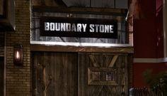 Boundary Stone, Washington DC