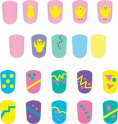 Easter nail ideas