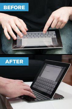 Logitech Ultrathin Keyboard Cover for iPad $99.99