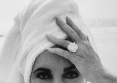 "The Krupp diamond, 1968 Richard Burton paid $ 305,000 for the ring of 33.19 carats of Harry Winston in 1968. "" This remarkable stone was called The Krupp , it belonged to Vera Krupp , the famous family that helped kill millions of Jews "" Taylor wrote . ""When it came up for auction in the late 1960s , I thought how perfect it would be if a Jewish girl as I bought it  """