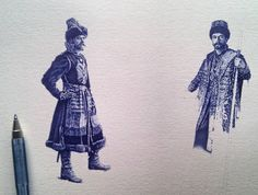 "137 Likes, 6 Comments - Greg Gilbert (@greggilbert_artist) on Instagram: ""Tsar biro miniature from 2014,selected for Royal Academy Summer Exhibition. Forgot there was meant…"""