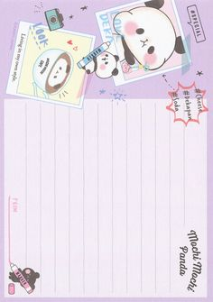 Journal Stickers, Planner Stickers, Printable Scrapbook Paper, Free Printable Stationery, Memo Notepad, Cute Notes, Kawaii Wallpaper, Writing Paper, Note Paper
