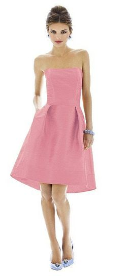 Mix & Match Bridesmaid Dresses : The Dessy Group Style D580