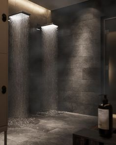 Who'd you bring? 😍 The SPA Complex is a 9000 sqmt contemporary spa retreat focusing on the utilization of timber to create a… Boho Bathroom, Bathroom Colors, Bathroom Sets, Bathroom Interior, Modern Bathroom, Stone Bathroom, Bathroom Designs, Stone Shower, Dream Bathrooms