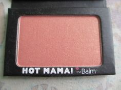 recensione hot mama su http://www.chooseyourstyle.it/the-balm-hot-mama-recensione/