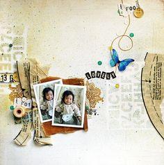 page by kaori watanabe | via harmonie blog