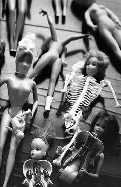 barbie parts