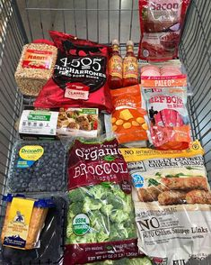Create A Shopping List Of Keto Friendly Foods (Image - Easy Paleo Recipes Low Carb Shopping List, Low Carb Grocery, Aldi Shopping, Grocery Store, Bon Cv, Paleo Recipes Easy, Ketogenic Recipes, Ketogenic Diet, Macro Meals