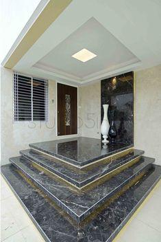 Home entrance decor - Mr Nandlal Adwani, Mumbai India