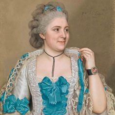 Julie de Thellusson-Ployard, 1760