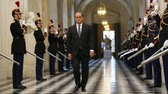 Hollande makes unusual appeal to EU collective #defence article