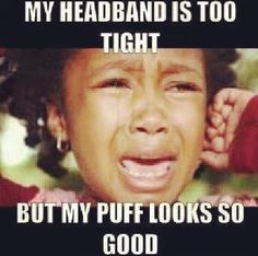 The struggle!!!