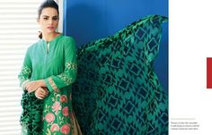 summer dresses floral http://www.fashioncluba.com/2017/02/charizma-summer-embroidered-swiss-voil-lawn-collection.html