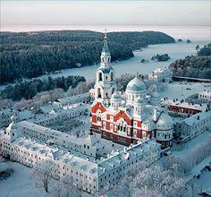 """ Valaam Monastery, Russia """