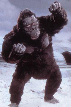 """King Kong 1967 (""""King Kong Escapes"""", Toho Co., 1967)"""