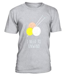 """# I Need To Unwind - Funny Crochet Knitting Pun T-Shirt .  Special Offer, not available in shops      Comes in a variety of styles and colours      Buy yours now before it is too late!      Secured payment via Visa / Mastercard / Amex / PayPal      How to place an order            Choose the model from the drop-down menu      Click on """"Buy it now""""      Choose the size and the quantity      Add your delivery address and bank details      And that's it!      Tags: A cute and hilarious knitter…"""