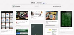 iPad Lessons by Lisa Johnson curated by Lisa Johnson