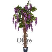 Wisteria Tree in Purple 5ft - Artificial Tree