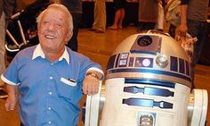 Kenny Baker, actor behind R2-D2, dies The 3ft 8in actor, who starred in six Star Wars films as well as Time Bandits and Flash Gordon, was 81