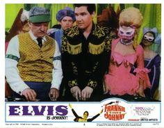 1966 Frankie and Johnny = Elvis Presley