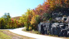 Richard Russell Scenic Highway, outside Helen, GA - Photo by Debby Lundmark
