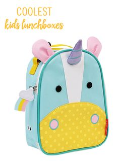 Lunch is the best part of the school day, so it's important to show up to lunch with style. Whether you're in Pre-K, or the professional world, these cool lunchboxes put the fun in functional and announce to the word that you're ready to lunch like a champion.