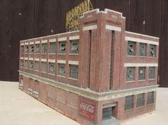 nice brick building