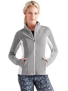 Athleta Women's Reflective Running Start Jacket 1x Plus Silver Shimmer | Coat, Jacket and Clothing