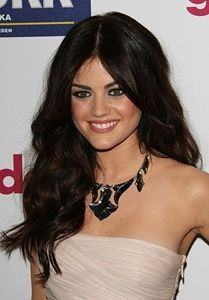 Lucy Hale dazzles in public appearance in NYC