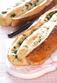 Smagfulde flutes med krydderurter - skønne til supper, gryderetter eller måske en fyldig salat