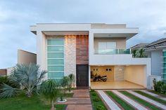 Casas de estilo minimalista por Livia Martins Arquitetura e Interiores