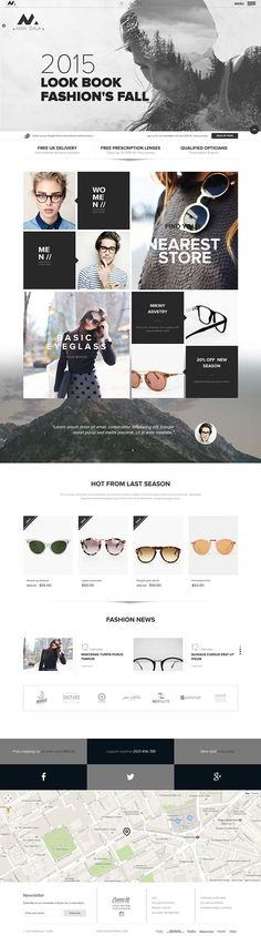 Mandala - Responsive Ecommerce Wordpress Theme on Behance
