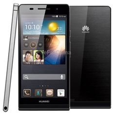 Huawei Ascend P6S 16GB ROM 2GB RAM 4.7 inch 3G EMUI 2.0 Smart Phone Hisilicon Kirin 910 Quad Core 1.6Ghz Dual SIM WCDMA & GSM