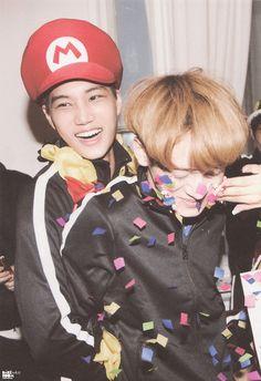 Kai and Chen - Die Jungs ♡ #EXO