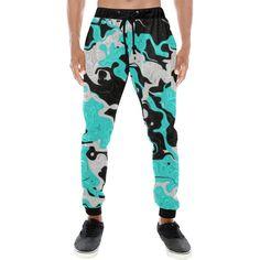 Alice Cooper Men Sweat Pants Athletic Long Slacks Pant Jogging,Running,Training