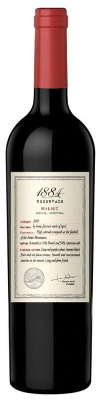 MALBEC - ESCORIHUELA 1884 RESERVA ...Love this one! Malbecs have become my new favourite wines and this is one of my favourite Malbecs thus far.