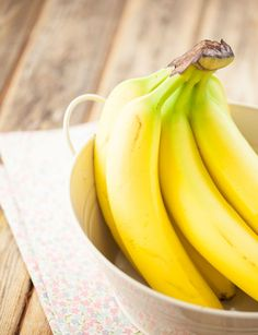 Best Way to Reduce Bloating-Healthy Tips- Bananas- They may feel heavy, but bananas do not make you gain weight. Go to redbookmag.com to learn how this sweet fruit can help you maintain your shape.