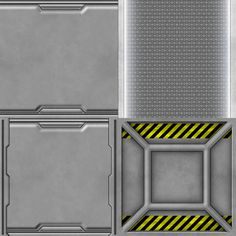 doom 3 texture crate - Google Search