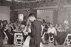 Audra + Joe   Wedding Ceremony & Reception. Photos by Sara Ackermann Photography. #IndianaStateMuseum