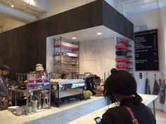 Intelligentsia Opens in Herald Square Urban Outfitters