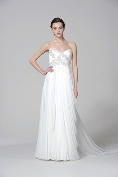 Fashion Friday: Marchesa Bridal Collection 2013