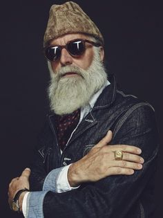 hope my beard and i look this bad ass in 20 years