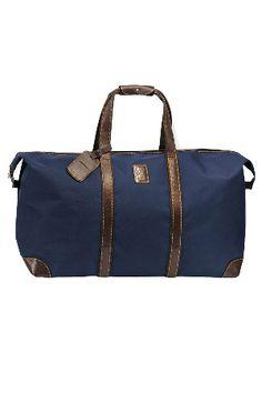 Longchamp Boxford Large Travel Bag in Blue