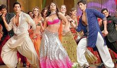 Radha On the Dance Floor from the film Student Of The Year. The song which can be thoroughly enjoyed by the guests during the wedding fever.