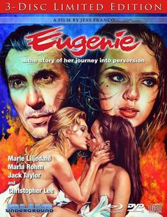 Eugenie Blu-ray cover